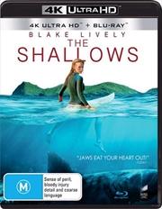 Shallows | Blu-ray + UHD, The | UHD