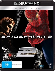 Spider-Man 2 | Blu-ray + UHD | UHD