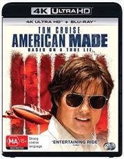 American Made | Blu-ray + UHD | UHD