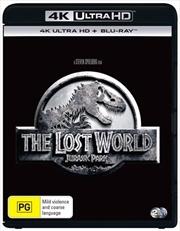 Jurassic Park - The Lost World | Blu-ray + UHD | UHD