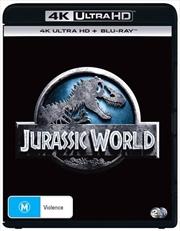 Jurassic World | Blu-ray + UHD | UHD