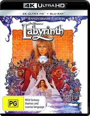 Labyrinth | Blu-ray + UHD | UHD