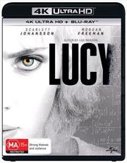 Lucy | Blu-ray + UHD | UHD