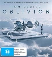 Oblivion | Blu-ray + UHD | UHD