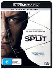 Split | Blu-ray + UHD | UHD