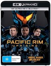 Pacific Rim - Uprising | Blu-ray + UHD | UHD