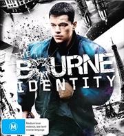 Bourne Identity   Blu-ray + UHD, The   UHD