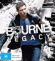 Bourne Legacy   Blu-ray + UHD, The   UHD