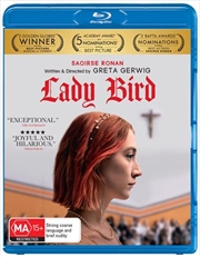 Lady Bird | Blu-ray