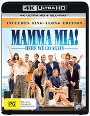 Mamma Mia - Here We Go Again! | Blu-ray + UHD | UHD
