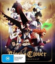 Black Clover - Season 2 - Eps 52-102 | Blu-ray
