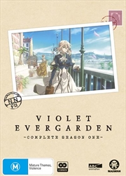 Violet Evergarden - Season 1 | DVD