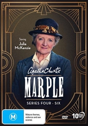 Agatha Christie's Miss Marple - Series 4-6 | Boxset | DVD