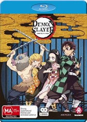 Demon Slayer - Kimetsu No Yaiba - Part 2 - Eps 14-26 | Blu-ray