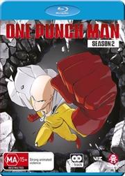 One Punch Man - Season 2 | Blu-ray