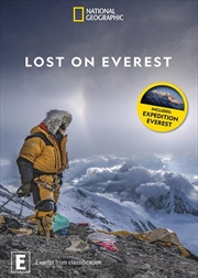 Lost On Everest / Expedition Everest | Double Feature | DVD