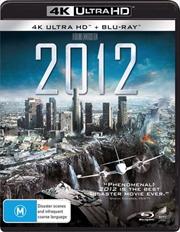 2012 | Blu-ray + UHD | UHD