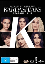 Keeping Up With The Kardashians - Season 18-19 | DVD