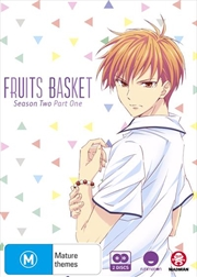 Fruits Basket - Season 2 - Part 1 - Eps 26-38 | DVD