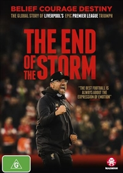Liverpool FC - The End Of The Storm | DVD
