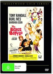 Brass Bottle | Hollywood Gold, The | DVD