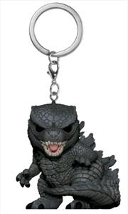 Godzilla vs Kong - Godzilla Pocket Pop! Keychain   Pop Vinyl