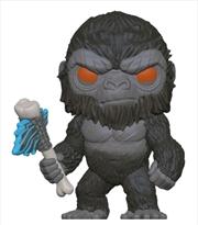 Godzilla vs Kong - Kong with Axe Pop! Vinyl | Pop Vinyl