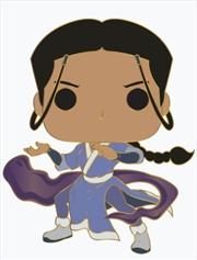 "Avatar The Last Airbender - Katara 4"" Pop! Enamel Pin | Merchandise"