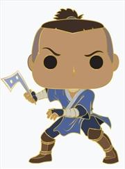 "Avatar The Last Airbender - Sokka 4"" Pop! Enamel Pin | Merchandise"