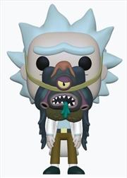 Rick and Morty - Rick with Glorzo Pop! Vinyl | Pop Vinyl