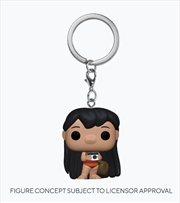 Lilo & Stitch - Lilo with Camera Pop! Keychain | Pop Vinyl