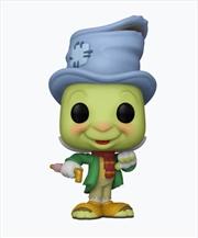 Pinocchio - Street Jiminy 80th Anniversary Pop! Vinyl | Pop Vinyl