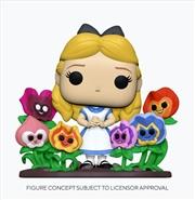 Alice in Wonderland - Alice Flowers 70th Anniversary Pop! Deluxe | Pop Vinyl