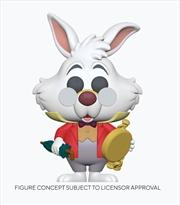Alice in Wonderland - White Rabbit 70th Anniversary Pop! Vinyl | Pop Vinyl