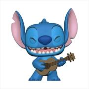 Lilo and Stitch - Stitch with Ukelele Pop! Vinyl | Pop Vinyl