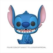 "Lilo and Stitch - Stitch 10"" Pop! Vinyl | Pop Vinyl"