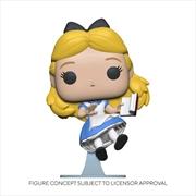 Alice in Wonderland - Alice Falling 70th Anniversary US Exclusive Pop! Vinyl [RS] | Pop Vinyl