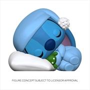 Lilo and Stitch - Stitch Sleeping US Exclusive Pop! Vinyl [RS] | Pop Vinyl