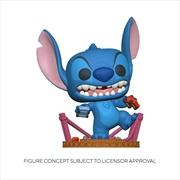 Lilo and Stitch - Godzilla Stitch US Exclusive Pop! Vinyl [RS] | Pop Vinyl