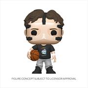 The Office - Basketball Dwight Pop! Vinyl   Pop Vinyl