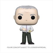 The Office - Creed with Mung Beans US Exclusive Pop! Vinyl [RS]   Pop Vinyl