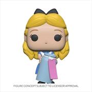 Alice in Wonderland - Alice with Bottle 70th Anniversary US Exclusive Pop! Vinyl [RS] | Pop Vinyl