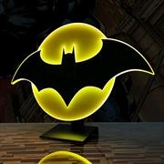 Batman - Logo Regular LED Wall Light | Accessories