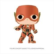 "Flash - Flash 4"" Pop! Enamel Pin | Merchandise"
