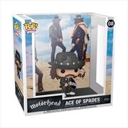 Motorhead - Ace of Spades Pop! Album | Pop Vinyl