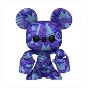 Mickey Mouse - Apprentice (Artist) US Exclusive Pop! Vinyl [RS] | Pop Vinyl