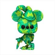 Mickey Mouse - Brave Little Tailor(Artist) US Exclusive Pop! Vinyl [RS] | Pop Vinyl