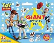 Toy Story - Giant Activity Pad (Disney-Pixar) | Paperback Book