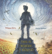 This Is Where I Stand | Hardback Book