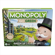 Monopoly - Go Green | Merchandise